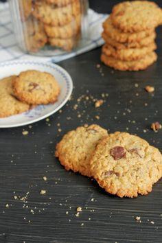 kaurakeksit, kauracookies, cookies, suklaakaurakeksit