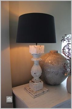 looks like you could make this lamp