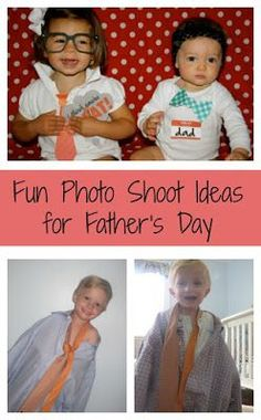 Father's Day Photo Idea || The Chirping Moms