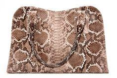 Desert Python Handbag | Kathryn Allen