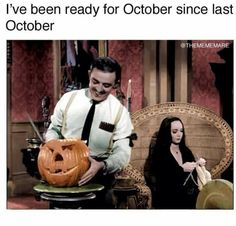Me, every year!