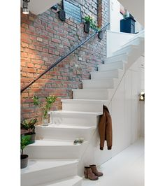 stairs design idea - Home and Garden Design Idea's