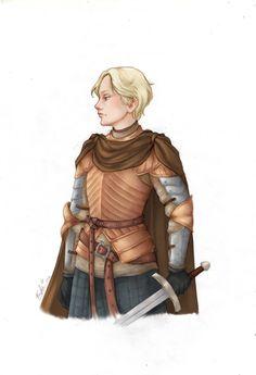 Brienne+Of+Tarth+by+Fufu-the-maniac.deviantart.com+on+@DeviantArt