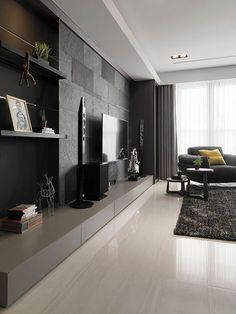 Home Decoration Art Awesome farmhouse living room are offered on our internet site. Take a look and you wont be sorry you did. Decoration Art Awesome farmhouse living room are offered on our internet site. Take a look and you wont be sorry you did. Luxury Living Room, Home Living Room, Farm House Living Room, Living Room Decor Apartment, Living Room Wall Units, House Interior, Living Room Design Modern, Living Room Tv Unit Designs, Living Room Tv