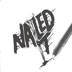 Nailed it by Raul Alejandro