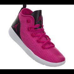 b6505d5b4ce Jordan Shoes | Girls Jordan Reveal Sneakers | Color: Black/Pink | Size: 5.5g