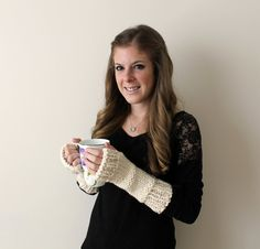 Hey, I found this really awesome Etsy listing at http://www.etsy.com/listing/113477998/knit-fingerless-gloves-arm-warmer-ivory