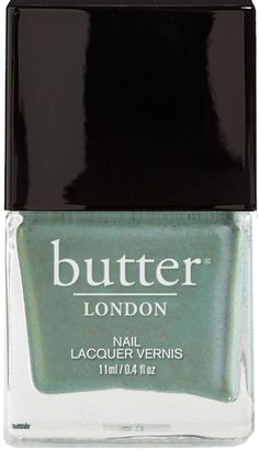 "Butter London ""Two Fingered Salute"""