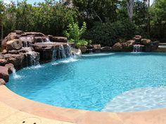 Natural Free Form Swimming Pools Design 250 U2014 Custom Outdoors   Swimming  Pool Remodel   Pinterest   Swimming, Swimming Pool Designs And Outdoors