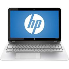 """Refurbished HP Silver 17.3"""" Envy M7-K111Dx Laptop PC with Intel Core i7-4510U Processor, 12GB Memory, Touchscreen, 1TB Hard Drive and Windows 8.1"""