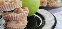 21DSD Green Apple and Coconut 2-Bite Treats