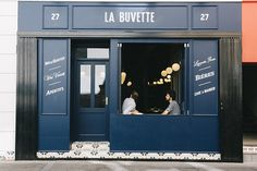 A simple but sophisticated interior lays strong foundations for new French bar, La Buvette, in Adelaide's WestEnd.