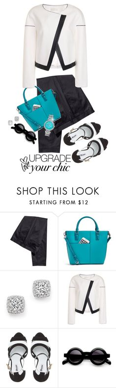 """""""UPGRADE YOUR CHIC !!!"""" by shortyluv718 ❤ liked on Polyvore featuring Vera Bradley, Bloomingdale's, Dune and Michael Kors"""