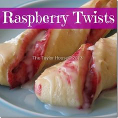Raspberry Twists thumb Virtual Bake Sale with Made From Scratch Recipes