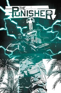 Frank Castle Heads Into Action In First Look At THE PUNISHER #5