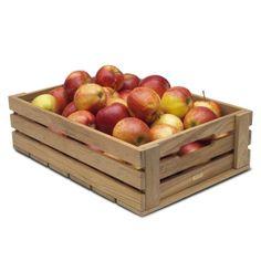Skagerak Dania Apfelkasten - Einzelabbildung mit Äpfeln