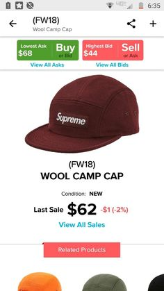 Extra Off Coupon So Cheap Supreme Hat Burgundy f9b4e68e62f