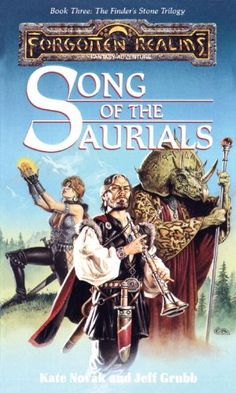 Song of the Saurials: The Finders Stone Trilogy, Book 3 (Finer's Stone Trilogy) by Kate Novak