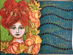 Autumn Beauty; Book of Days, Effy Wild | Kathy Stacy | Flickr