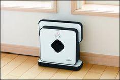 ルンバに続くお掃除ロボ第2弾、床拭きロボット「ブラーバ380j」発売決定 - GIGAZINE