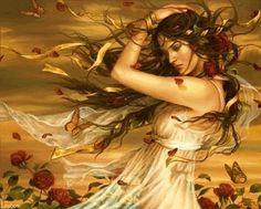 Sus pensamientos emergían con rapidez y se disipaban con lentitud. Se encontraba sentada sobre la protuberancia expuesta de la raíz de un en...