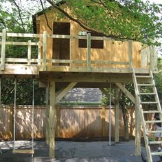 Free Treehouse Plans Blueprints | we have put together all of the information plans guides designs and ...