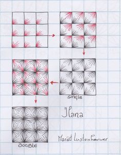 Two patterns I designed a few weeks ago.            I hope you will enjoy them.