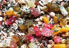 citrus granola • photo & recipe by johnna holmgren (foxmeetsbear)
