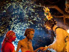 Beltane fire festival Edinburgh