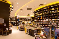 FAL Design   Saraiva Mega Store