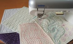 Would you LOVE to easily learn to quilt? Starting simply and working up to more complex designs..Well you can..go to www.roselewisquilting.com.au   click on ON-Line classes tab and then watch the video there.