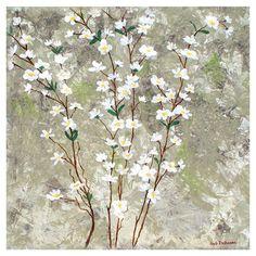 Pear Blossom Canvas Art at Joss & Main