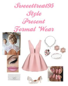 """""""Formal Wear"""" by sweeettreat95 on Polyvore featuring Badgley Mischka, Shaun Leane, Ippolita and Kate Landry"""