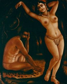 Rukmini Varma: The Master Artist of Nude Paintings