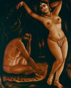 Rukmini Varma: The Master Artist of Nude Paintings