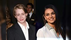 Mila Kunis reveals why she didn't marry Macaulay Culkin By Martha Tesema2016-07-20 15:16:59 UTC  Actress Mila Kunis stopped by SiriusXMs The Howard Stern Show on July 19 in support of her new film Bad Moms.  While on the radio show she discussed her former relationship with Macaulay Culkin and how her idea of marriage shifted over the years.  The actress who is now married to Ashton Kutcher chatted about how she and Culkin started dating when they were 18 years old.  He was hugeyou couldnt…