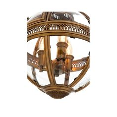 Eichholtz Residential Lantern Brass Small | Houseology