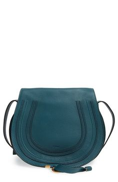 Chloé 'Marcie' Leather Crossbody Bag available at #Nordstrom  My dream bag all I can do is keep saving