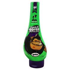 AOneBeauty.com - Moco De Gorila Hair Gel - Galan Strong Hold Squizz (11.9oz), $4.49 (http://www.aonebeauty.com/moco-de-gorila-hair-gel-galan-strong-hold-squizz-11-9oz/)