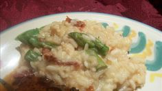 Risotto With Asparagus and Sun-Dried Tomatoes
