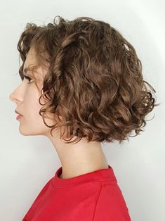 (notitle) Sure, the bushy perms of the might be out of vogue, but there are plenty of hair perms Shoulder Length Permed Hair, Short Permed Hair, Short Hair Lengths, Permed Hairstyles, Modern Hairstyles, Wavy Hair, Short Hair Styles, Loose Curls, Loose Waves