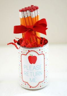 Gifts for First Day of school or meet the teacher??