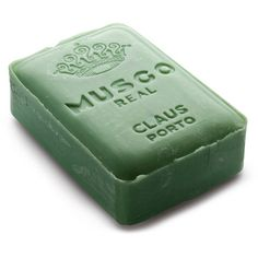 Musgo Real Body Soap by Claus Porto!