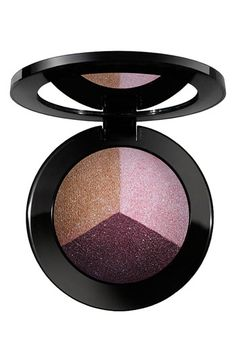 Vincent Longo 'Trio Diamond' Eyeshadow at Nordstrom.com. Earthly elements combine with a luxurious visual accent of diamond dust in a baked trio, recalling the colors of Vincent's original pressed trios. Comes in a sleek, modern compact with a magnetic latch to help ensure integrity from the vanity to the makeup bag.