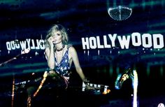 Heidi Klum Singing for Hunger Magazine