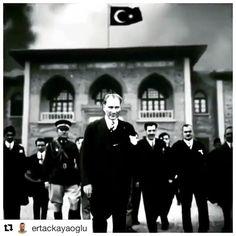 """1,946 Beğenme, 3 Yorum - Instagram'da Ertaç Kayaoğlu (@19fitpilates): """"#Repost @ertackayaoglu . . Ey yükselen yeni nesil! istikbal sizsiniz. Cumhuriyeti biz kurduk, onu…"""""""