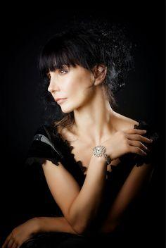 Tamara Rojo for Backes & Strauss ♕ Photography: Laurent Liotardo
