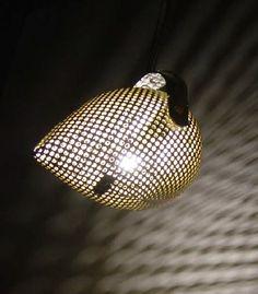 design steel pendant lamp SPLASHING Cai light