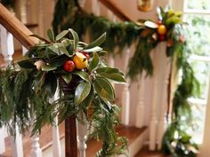Sometimes all you really want for Christmas is a touch of tradition! Beautiful trees, wreaths and swags of garland, accentuated with ornamen.