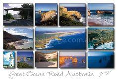 Great Ocean Road Australia PC198